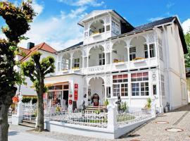 Wellness-Villa-Miramar, Hotel in Ostseebad Sellin