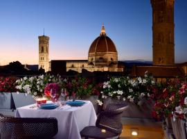 San Firenze Suites & Spa, hotel in Florence