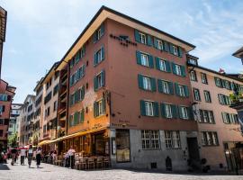 Hotel Adler, hotel in Zurich