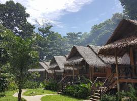 Jungle Garden, guest house in Ko Chang