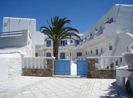 Magas Hotel, hotel in zona Aeroporto di Mykonos - JMK, Città di Mykonos