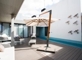 Cosmo Suite Penthouse, leilighet i Barcelona