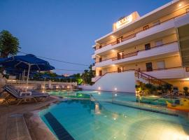 Erato Studios & Apartments, serviced apartment in Kos Town