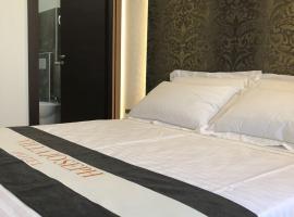 Hotel Villa Joseph, hotel in Marotta