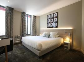 Hotel De France, hotel in Valence