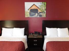 The Covered Bridge Inn, hôtel à Brattleboro