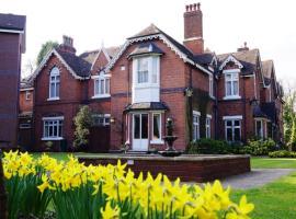 Hillscourt, hotel in Barnt Green
