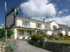 Knockanroe House, hotel near McCarthy's Bar of Literary Fame, Castletownbere