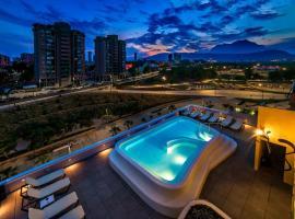 Hotel Carlos I, hotel em Benidorm