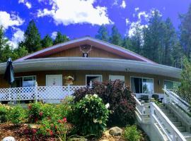 Crescent Motel, motel in Radium Hot Springs