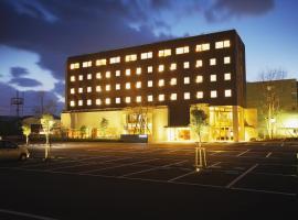 Takanokono Hotel, hotel in Matsuyama