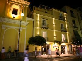 Palazzo Tritone & Abagnale, hotel boutique a Sorrento