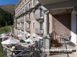 Hotel Castell, hotel a Zuoz