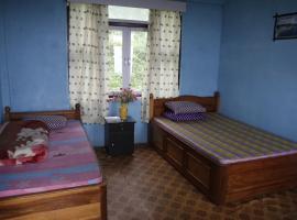 Vamoosetrail Borong Polok Village, hotel in Ravangla