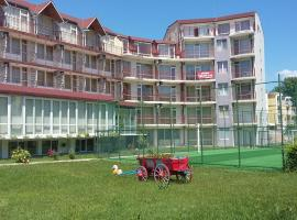 Club Hotel Vedren, hotel in Kranevo