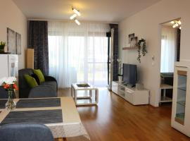 DanubeCityApartments, kuća za odmor ili apartman u Beču