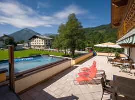 Appartements Lettinger, pet-friendly hotel in Achenkirch