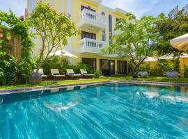 Hoian Central Hotel, hotel in Hoi An