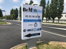Be Myhôtel, accessible hotel in Évreux