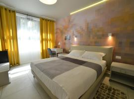 Hotel Villa MIKI, hotell i Bordighera