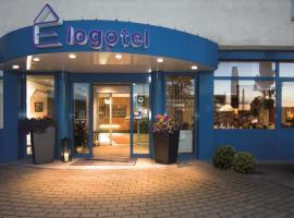 Hotel Logotel, hotel in Eisenach