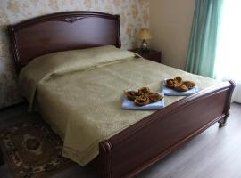 Guest House Volna, guest house in Baykalsk