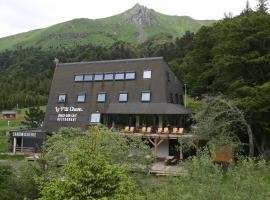 Gîte-Hôtel Le P'tit Cham, hotel in Le Mont-Dore