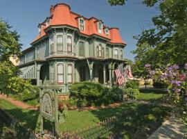 The Queen Victoria, vacation rental in Cape May
