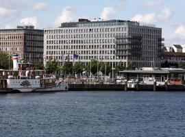 Atlantic Hotel Kiel, Hotel in Kiel
