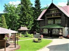Hotel Tři Růže, hotel v destinaci Špindlerův Mlýn