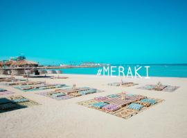 Meraki Resort (Adults Only), resort in Hurghada