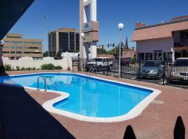 Santa Fe Inn - Pueblo, hotel with pools in Pueblo