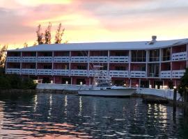 Bell Channel Inn Hotel & Scuba Diving Retreat, hotel en Freeport