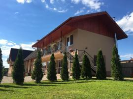 Penzión Bernáth, hotel v Rožňave