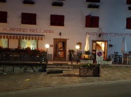Albergo Bellaria, hotel near Francolini - Sommo Alto, Lavarone