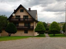 """Gazdówka """"Pod Pstrągiem"""", hotel in Korbielów"""