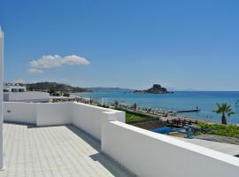 APARTMENTS kokalaki, beach hotel in Kefalos