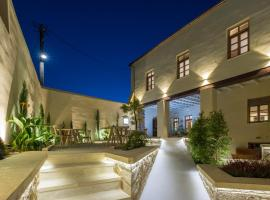 Aelios Design Hotel, hotel in Chania Town