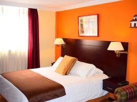 Hotel Endamo, hotel em Latacunga