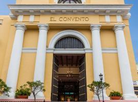 Hotel El Convento, hotel en San Juan