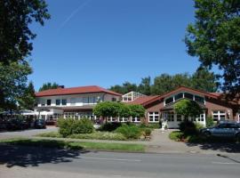 Hotel-Landrestaurant Schnittker, hotel near Die Weberei, Delbrück