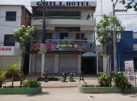Hotel Restaurante Grill, hotel in Breves