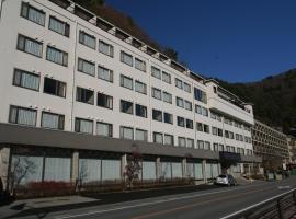 Tominoko Hotel, hotel in Fujikawaguchiko