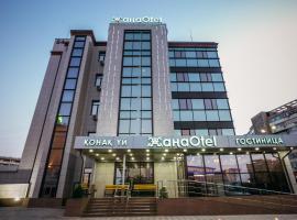 ZhanaOtel Hotel, hotel in Aktau