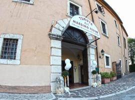 Tenuta Del Massimo Feudo, hotel in Veroli