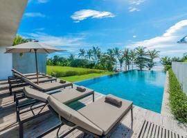 Bali Mengening Beach Front Villa, hotel in Canggu