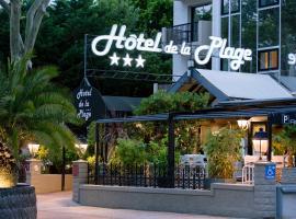 Hotel de la Plage, hôtel à Arcachon