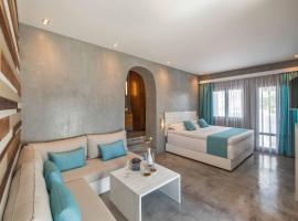 Melangel, pet-friendly hotel in Mýkonos City