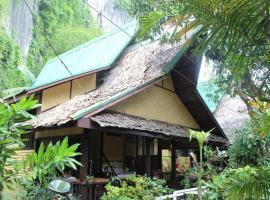 Cliffside Cottages, villa in El Nido