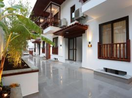 Alp Suites Pinehill, apartment in Akyaka
